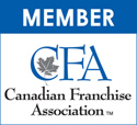 Member of Canadian Franchise Association